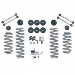 "Suspension Lift Kits - Jeep Wrangler LJ 03-06 - Rubicon Express - Rubicon Express STANDARD KIT 97-06 Jeep Wrangler TJ/LJ 3.5"" (NO SHOCKS)"