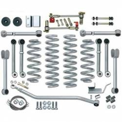 "Jeep ZJ Grand Cherokee 93-98 - Rubicon Express - Rubicon Express - Rubicon Express SUPER-FLEX SHORT ARM KIT Jeep Grand Cherokee ZJ 93-98 4.5"" (NO SHOCKS)"