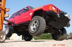 Jeep Cherokee XJ 84-01 - Rocker Gaurds - Rock Hard 4x4 - ROCKHARD 4X4 Jeep Cherokee XJ Rocker Guards  -RH1014