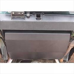 Jeep - Jeep ZJ Grand Cherokee 93-98 - Rock Hard 4x4 - ROCKHARD 4X4 1993-1998 Jeep ZJ Grand Cherokee Fuel Tank Skid  -RH3010