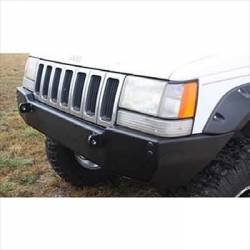 Jeep Grand Cherokee ZJ 93-98 - Front Bumpers & Stingers - Rock Hard 4x4 - ROCK HARD 4X4™ Jeep ZJ Grand Cherokee 1993-1998 Front Bumper