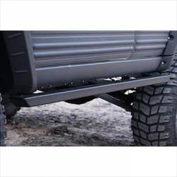 Jeep - Jeep ZJ Grand Cherokee 93-98 - Rock Hard 4x4 - ROCK HARD 4X4™ Jeep ZJ Grand Cherokee 1993-1998 Rocker Guards