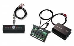 Shop By Brand - sPod Switch Panel Systems - sPod - JK 6 Switch sPOD w/Air Gauge 2007 - 2015  -SP600-000-210K