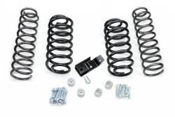 "Jeep TJ Wrangler 97-06 - TeraFlex - TeraFlex - TeraFlex Jeep Wrangler TJ 2"" Lift Kit Spring Box  -1141200"