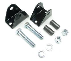 Jeep TJ Wrangler 97-06 - TeraFlex - TeraFlex - TeraFlex TJ/XJ/ZJ Front Lower Shock Bar Pin Eliminator Kit Skin Pack