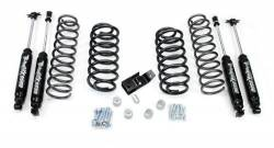 "Jeep TJ Wrangler 97-06 - TeraFlex - TeraFlex - TeraFlex TJ 2"" Lift Kit w/ All (4) 2""-3"" Shocks (Ships in 2 Boxes)    -1241200"