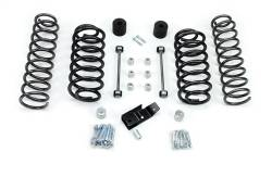 "Jeep TJ Wrangler 97-06 - TeraFlex - TeraFlex - TeraFlex TJ 3"" Lift Kit w/ All (4) 3""-4"" Shocks (Ships in 2 Boxes)"