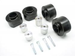 "Jeep TJ Wrangler 97-06 - TeraFlex - TeraFlex - TeraFlex TJ/LJ 2"" Performance Spacer Lift Kit"
