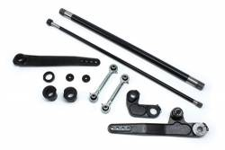 "Jeep LJ Wrangler 04-06 - Suspension Build Components - TeraFlex - TeraFlex Jeep Wrangler TJ 0""-3"" Front Dual Rate Forged S/T Sway Bar Kit   -1743620"
