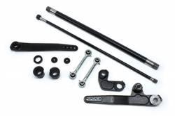 "Suspension Build Components - Sway Bars & Components - TeraFlex - TeraFlex Jeep Wrangler TJ 4""-6"" Front Dual Rate Forged S/T Sway Bar Kit  -1743625"