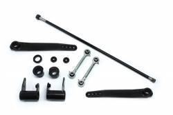 "Suspension Build Components - Sway Bars & Components - TeraFlex - TeraFlex Jeep Wrangler JK 0""-3"" Front Trail Rate Forged S/T Sway Bar Kit    -1753700"