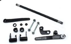 "Suspension Build Components - Sway Bars & Components - TeraFlex - TeraFlex Jeep Wrangler JK 0""-3"" Front Single Rate Forged S/T Sway Bar Kit    -1753710"