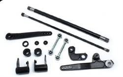 "Suspension Build Components - Sway Bars & Components - TeraFlex - TeraFlex Jeep Wrangler JK 0""-3"" Front Dual Rate Forged S/T Sway Bar Kit - 1753720"