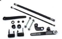 "TeraFlex - Builders Corner - TeraFlex - TeraFlex 07-16 Jeep Wrangler JK 0""-3"" Front Dual Rate Forged S/T Sway Bar Kit  -1753720"