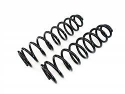 """TeraFlex - Builders Corner - TeraFlex - TeraFlex Jeep Wrangler JK 4 Door 1.5"""" Front or 2 Door 2.5"""" Front Spring (Pair)  -1853052"""