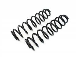"""TeraFlex - Builders Corner - TeraFlex - TeraFlex Jeep Wrangler JK 4 Door 4"""" Front or 2 Door 6"""" Front Spring (Pair)  -1853402"""