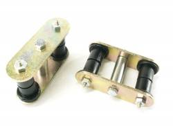 Suspension Build Components - Shackles - TeraFlex - TeraFlex Jeep Wrangler YJ 87-95 Front Shackle Kit (Pair)     -1933100