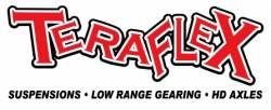 Jeep TJ Wrangler 97-06 - TeraFlex - TeraFlex - TeraFlex Jeep Wrangler TJ Rear Sway Bar Link Repair Kit  -1951700