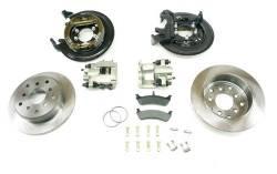 TeraFlex Kit, Disc Brake for Early Jeep BLDDBK-JE Fits Jeep Cherokee XJ  -4354410