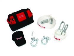 TeraFlex - Accessories - TeraFlex - TeraFlex Recovery Kit, Bag, straps, D-Rings, Air deflator, Hat  -5028995