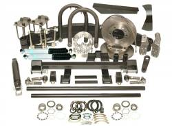 TOYOTA - Suspension & Components - TRAIL-GEAR - TRAIL-GEAR IFS Eliminator Kit *Choose Spring Size and Steering Arm*    -110001-1-KIT,110002-1-KIT,110003-1-KIT,110225-1-KIT,110226-1-KIT,110134-1-KIT