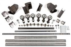 TOYOTA - Suspension & Components - TRAIL-GEAR - TRAIL-GEAR Trail-Link Three Front 3-Link Kit *Choose Axle and Shock Option*     -110168-1-KIT,110149-1-KIT,110178-1-KIT,110177-1-KIT