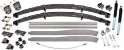 TOYOTA - Toyota Tacoma 95-04 - TRAIL-GEAR - TRAIL-GEAR Tacoma Rear Lift Kit 95-04 *Choose Spring Height*