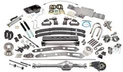 TOYOTA - Toyota Tacoma 95-04 - TRAIL-GEAR - TRAIL-GEAR SAS Kit C Toyota Tacoma / 4Runner 95-04 *Choose Year and Height and Options*    -301128-1-KIT,302171-1-KIT,301131-1-KIT