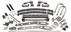 TOYOTA - Toyota Tacoma 95-04 - TRAIL-GEAR - TRAIL-GEAR SAS Kit A 95-04 Tacoma / 4Runner*Select Year and Height*     -111256-1-KIT,110213-1-KIT,111356-1-KIT,111358-1-KIT,111359-1-KIT,111357-1-KIT