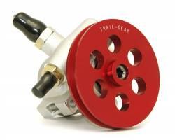 Steering Upgrades - Universal Steering Components - TRAIL-GEAR - TRAIL-GEAR PS Pump Bracket Kit w/ Bolts  -130501-1-KIT