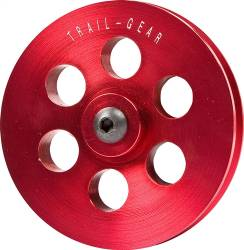 Steering Upgrades - Universal Steering Components - TRAIL-GEAR - TRAIL-GEAR PS Pulley (V-Belt)  -130503-1-KIT