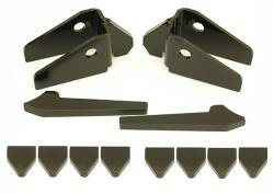 Differential & Axle - Axle Housings - TRAIL-GEAR - TRAIL-GEAR Creeper Axle Ball Gussets       -140064-1-KIT