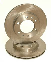 TOYOTA - Brakes - TRAIL-GEAR - TRAIL-GEAR Vented Rotor