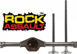 SAMURAI - Differential & Axle - TRAIL-GEAR - TRAIL-GEAR Samurai Rock Assault Rear Axle Housing Kit     -141038-3-KIT