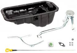 TOYOTA - Toyota Tacoma 95-04 - TRAIL-GEAR - TRAIL-GEAR Taco SAS 2.7 Oil Pan Conversion Kit