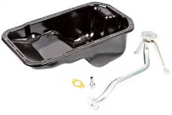 TOYOTA - Toyota Tacoma 95-04 - TRAIL-GEAR - TRAIL-GEAR Taco SAS 3.4 Oil Pan Conversion Kit