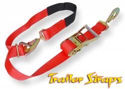 TOYOTA - Miscellaneous - TRAIL-GEAR - TRAIL-GEAR Ratchet Strap, Axle Tie Down  -183000-KIT