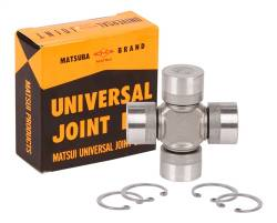 U Joints - Axle Joints - TRAIL-GEAR - Suzuki Matsuba Driveline U-Joint   -303270-3-KIT