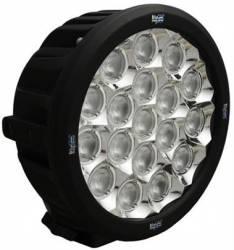"LED LIGHTS - TRANSPORTER - VISION X Lighting - Vision X 6"" TRANSPORTER XTREME 18 5W LED 40 Degree WIDE   -CTL-TPX1840"