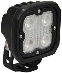 LED LIGHTS - DURALUX - VISION X Lighting - Vision X DURALUX WORK LIGHT 4 LED 40, 60 OR 90 DEGREE WIDE   -DURA-4