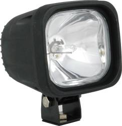 "HID WORK - 4400 SERIES - VISION X Lighting - Vision X 4"" SQUARE BLACK 35 WATT HID EURO, SPOT OR FLOOD LAMP       -HID-4400-4402-4411-4401"