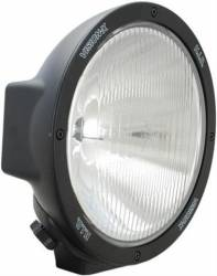 "HID OFFROAD - 8550 SERIES 50 WATT - VISION X Lighting - Vision X 8.7"" ROUND BLACK 50 WATT HID EURO OR SPOT LAMP   -HID-8550-8552"