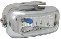 "HALOGEN - FOG LIGHTS - VISION X Lighting - Vision X 5"" x 2"" x 3"" CHROME 55 WATT FOG LIGHT AVAILABLE IN SUPER WHITE OR ION YELLOW *PAIR*      -VX-2-2ION"
