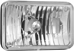 """HEADLIGHTS - SEALED BEAM - VISION X Lighting - Vision X 4"""" X 6"""" SEALED REPLACEMENT *PAIR* [H4651/H4656]   -VX-46"""