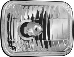 """HEADLIGHTS - SEALED BEAM - VISION X Lighting - Vision X 5"""" X 7"""" HI\LO SEALED REPLACEMENT *PAIR* [H6054]   -VX-57"""