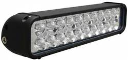 "VISION X Lighting - Vision X 12"" XMITTER LED BAR BLACK 20 3W LED'S *Choose EURO or FLOOD Pattern* - XIL-200"