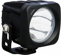 POD LIGHTING - OPTIMUS SERIES - VISION X Lighting - Vision X OPTIMUS SQUARE BLACK 1 10W LED 10, 20, 60 Degree SINGLE   -XIL-OP