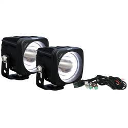 POD LIGHTING - OPTIMUS SERIES - VISION X Lighting - VISION X OPTIMUS SQUARE HALO INTEGRATED LED KIT - XIL-OPH115KIT