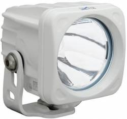 POD LIGHTING - OPTIMUS SERIES - VISION X Lighting - Vision X OPTIMUS SQUARE WHITE 1 10W LED 10, 20, 60 Degree SINGLE   -XIL-OPW
