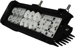 "VISION X Lighting - Vision X 8"" XMITTER PRIME LED BAR BLACK 12 3-WATT LED'S 10 OR 40 DEGREE   -XIL-P1210 - Image 2"
